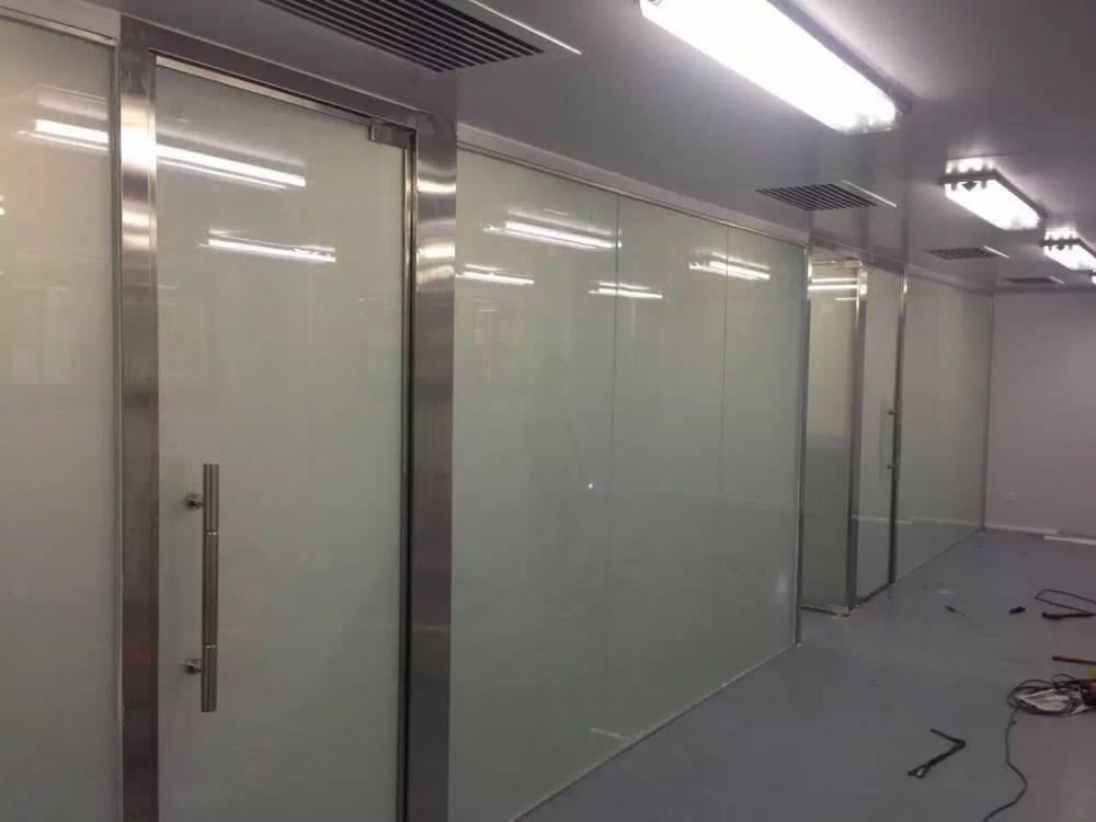 宿迁调光玻璃雾化玻璃演示