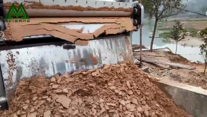洗沙污泥脱水机、泥浆压滤机