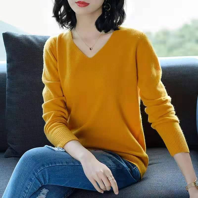 2019秋季韩版女式毛衣女士圆领毛衣外贸原单杂款毛衣便宜尾货货源吉林长春乡镇卖10元的衣服在哪里批发