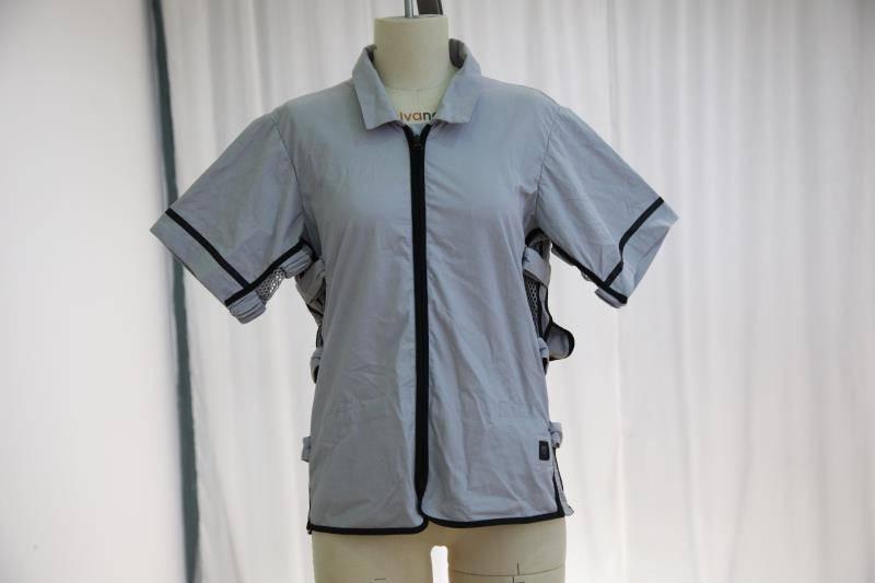 奇翼科技第五代特种降温户外服饰