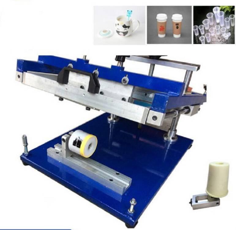 温州大铁桶平面丝印机厂家伺服丝印机