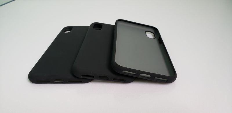 厂家供应防辐射手机壳 液态硅胶手机保护套