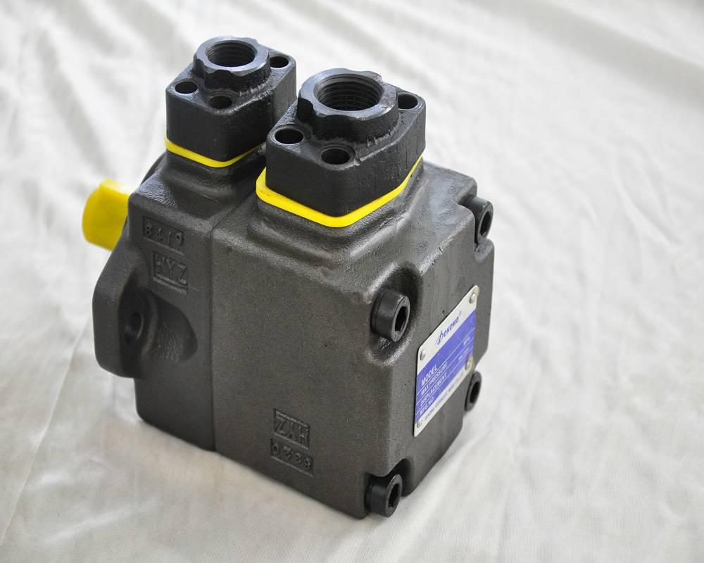 注塑成型机液压油泵定量叶片泵