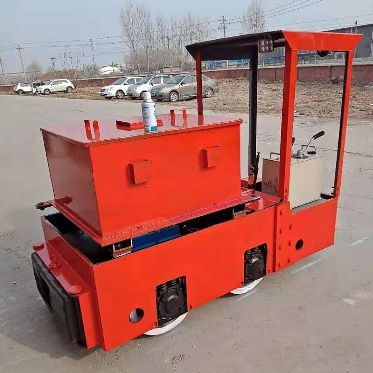 礦用蓄電池電機車 宏圖機械礦用電機車廠家