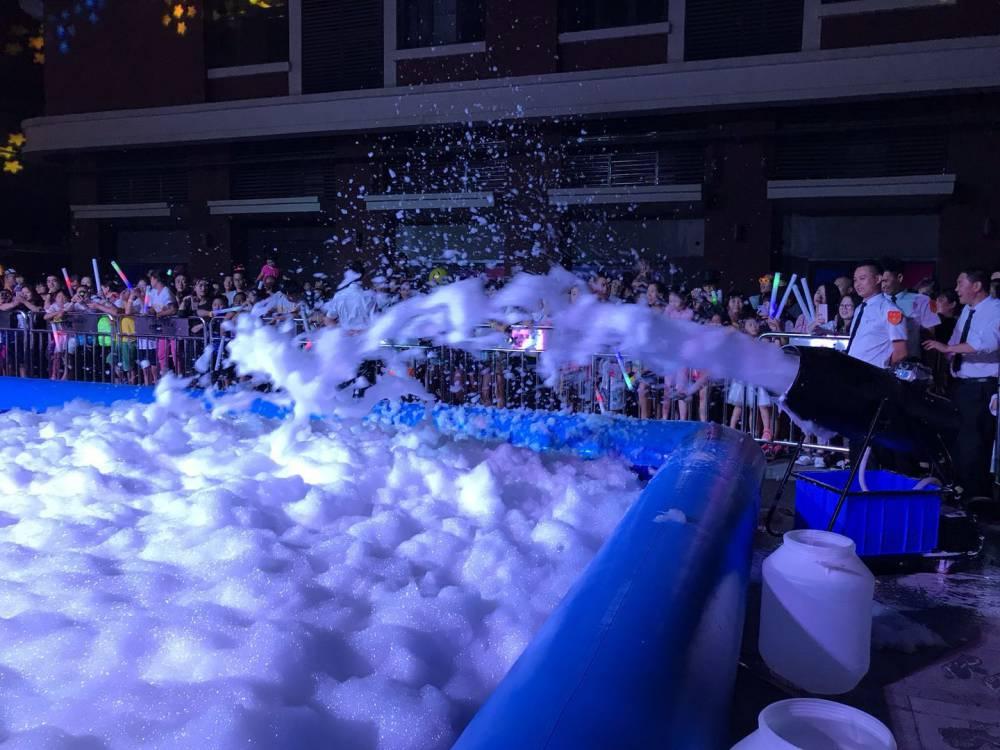 北京大型泡沫机、演出活动泡沫机租赁