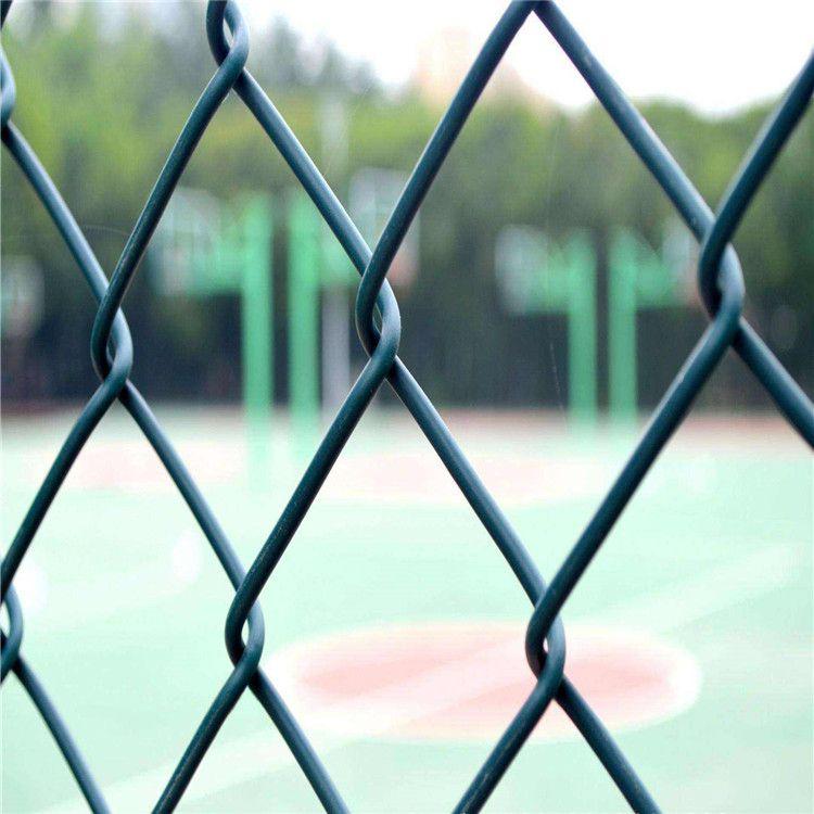 防护网绿化兴来 安平勾花网加工 镀锌勾花网安装