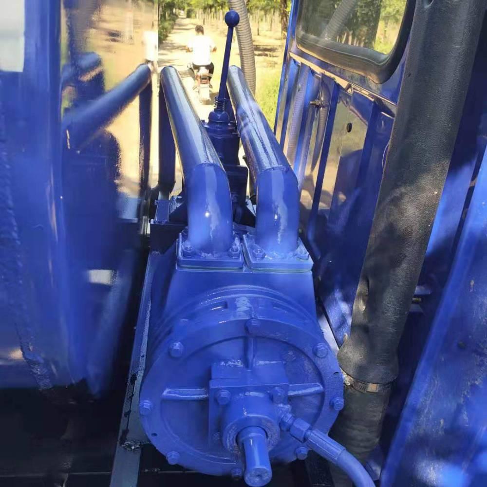 加工定做三轮吸粪车 支持改装定制 祥运 生产厂家出售三轮吸粪