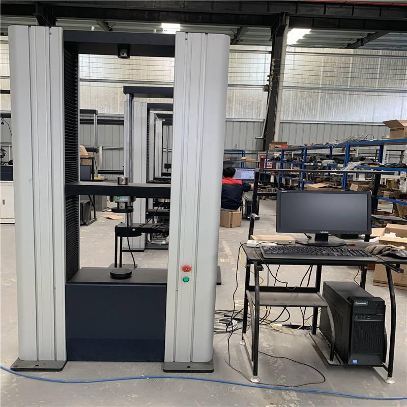 山东华拓专业研发制造电子万能试验机、拉力试验机、液压万能试验