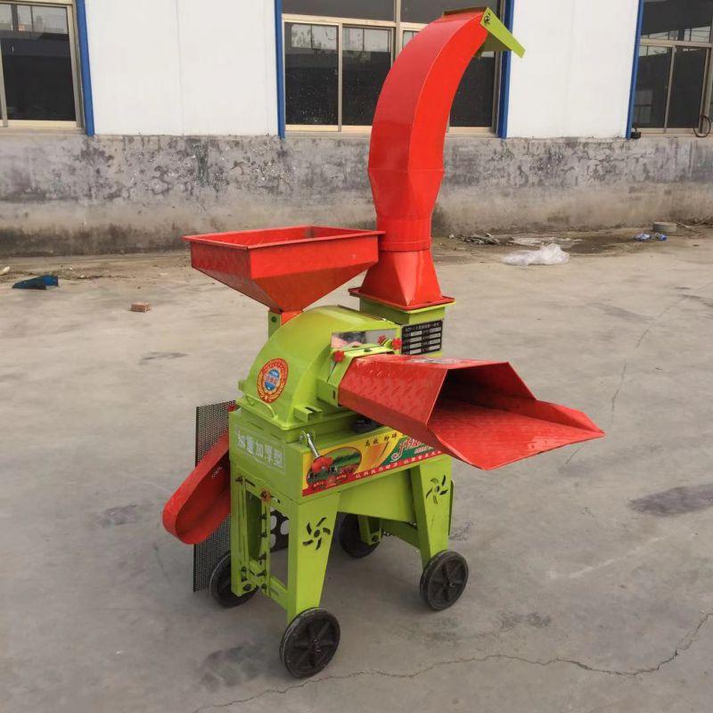 家用小型多功能铡草粉碎机  玉米秸秆粉碎机