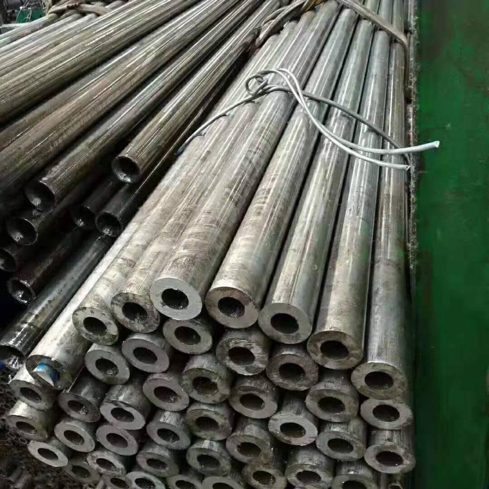 厂家直销40CR精轧钢管 精轧合金管 型号齐全 山东聊城精密光亮管