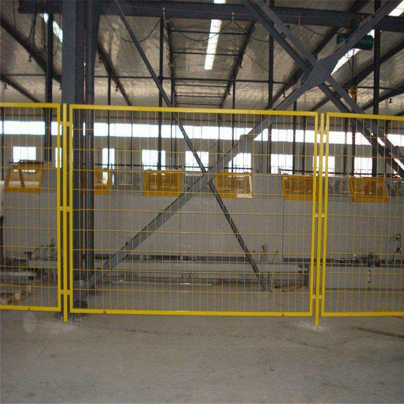 仓库隔离栅车间安全护栏