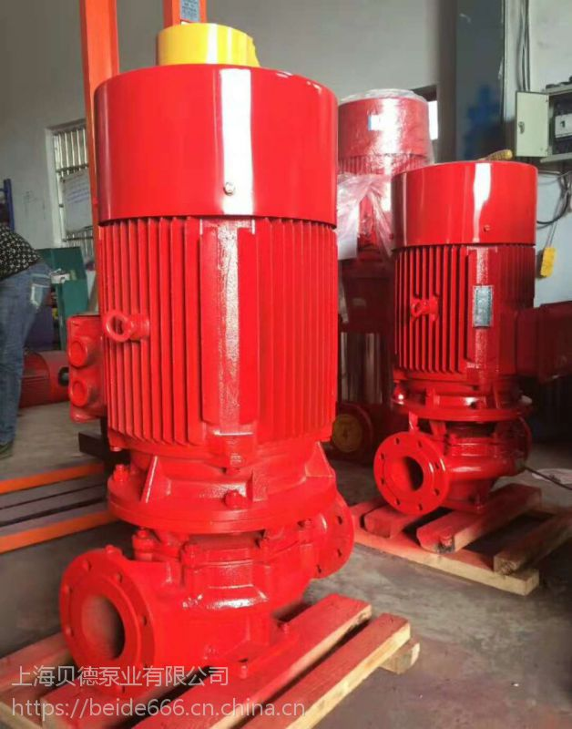 厂家直销XBD6.2/30-100L消防泵,流量30L/S扬程62M自动喷淋泵消火栓泵增压水泵