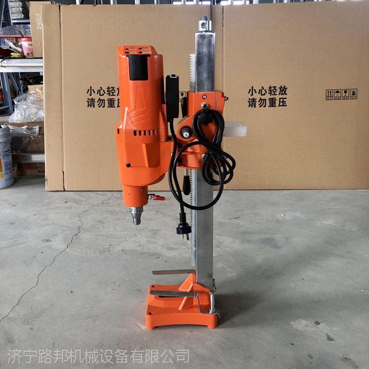 路邦HZ-300混凝土钻孔取芯机 多功能钻孔取芯机 路面取样机厂家