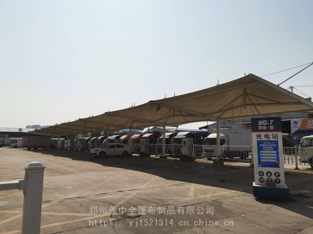 周口顺发工厂直销SFMJG4742新能源公交车雨篷 车棚 遮