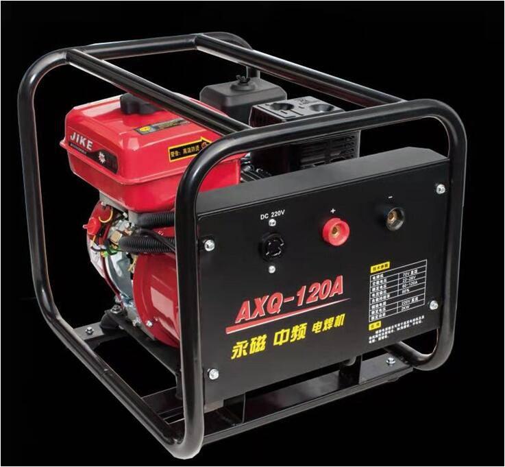 120A汽油电焊发电两用机
