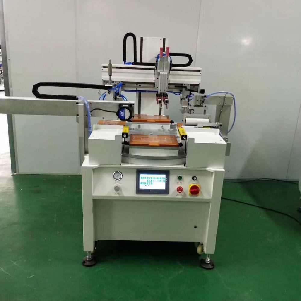 廊坊注塑杯平面丝印机厂家半自动丝印机
