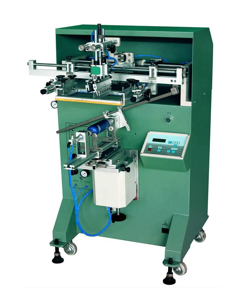 桂林奶瓶刻度线曲面丝印机厂家全自动丝印机