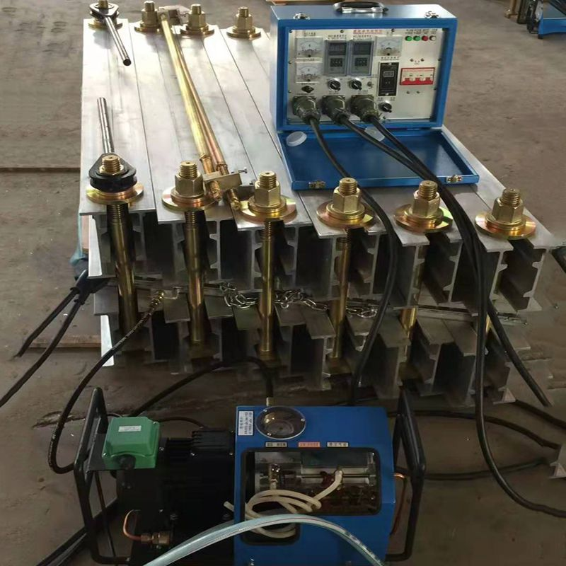 批发皮带硫化机 橡胶皮带接头硫化机 电热式输送带修补机