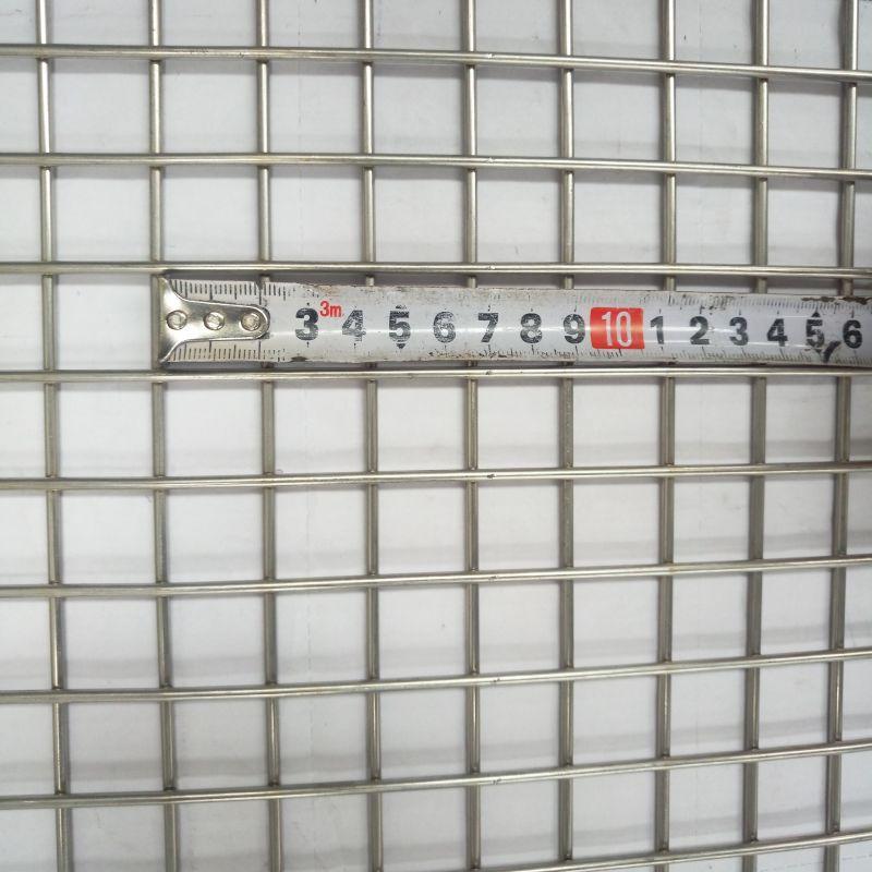 304不锈钢网片生产视频