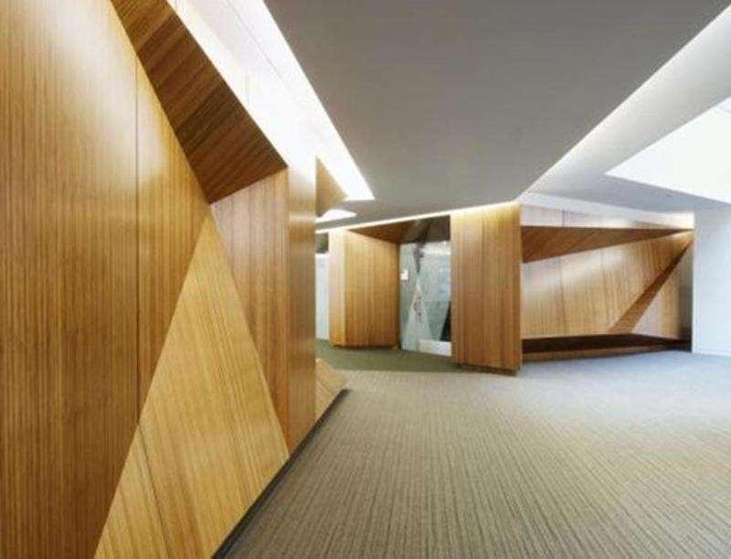 比实木更环保耐用的木纹铝单板