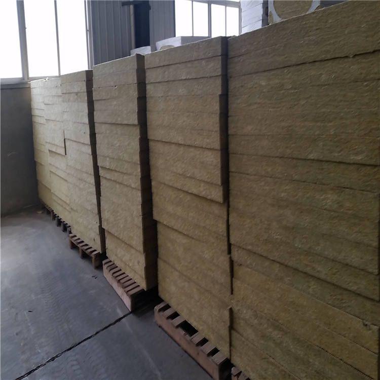 机制玄武岩岩棉板8公分温岭市岩棉板性能