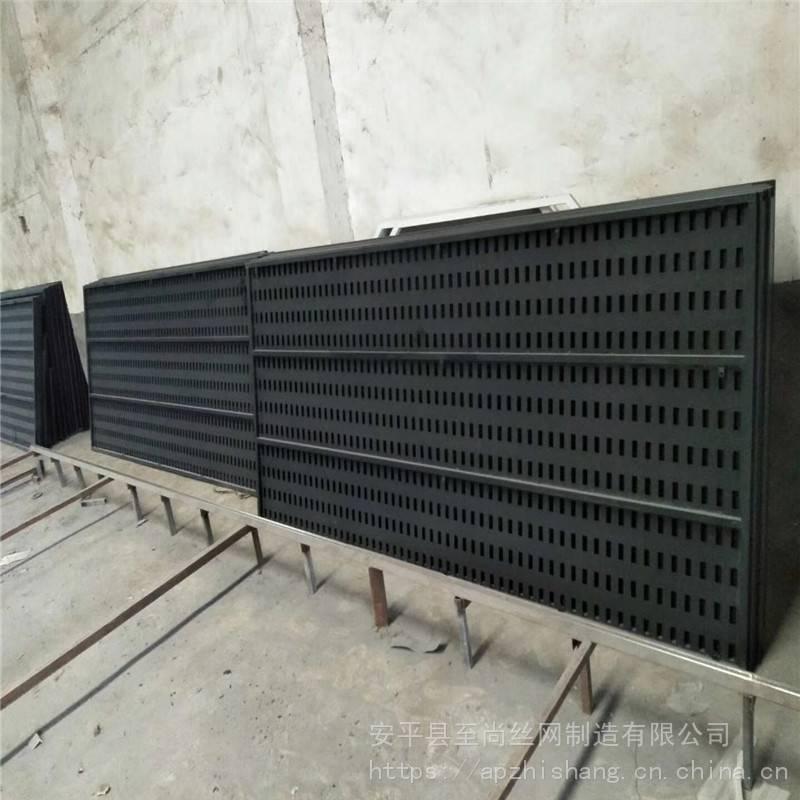 瓷砖挂板 冲孔板货架 洞洞板展架生产厂家【至尚】
