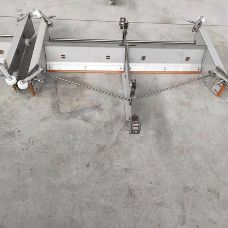 不锈钢刮粪机 自动化喂料线 发货四川