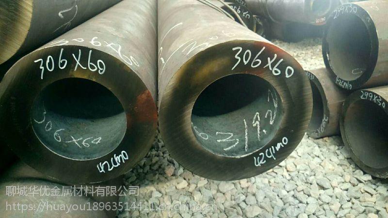 现货供应42CrMo无缝钢管