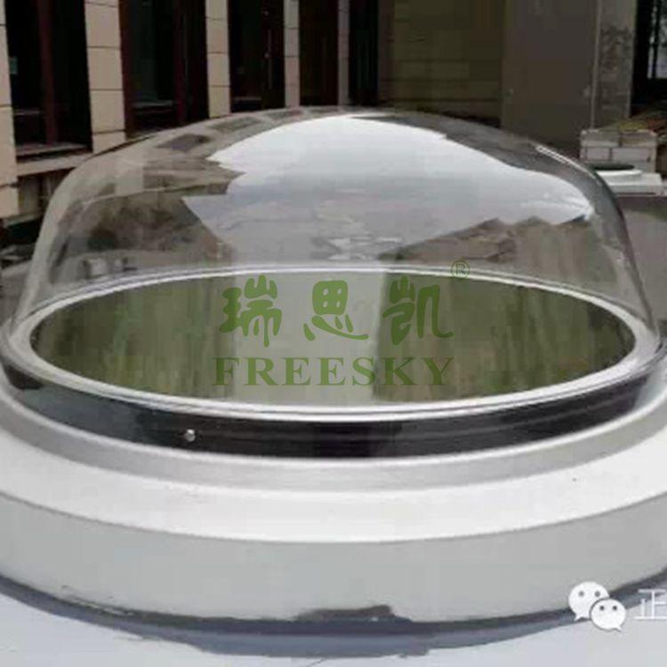 广州厂家直销PC耐力板透明采光灯罩 加工定制 形状各异