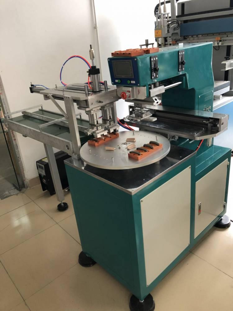 娄底玻璃平面丝印机厂家伺服丝印机