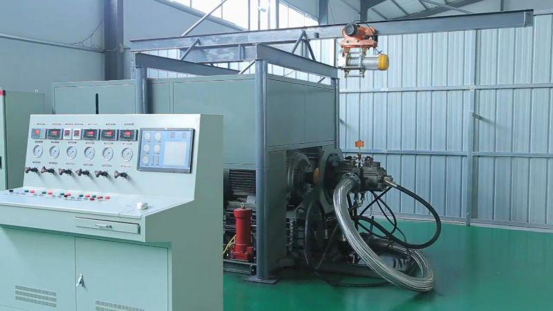 濟寧聚恒液壓泵試驗臺  挖掘機液壓泵維修