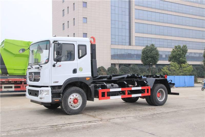 5吨清洁垃圾车多少钱 环卫垃圾车厂家直销