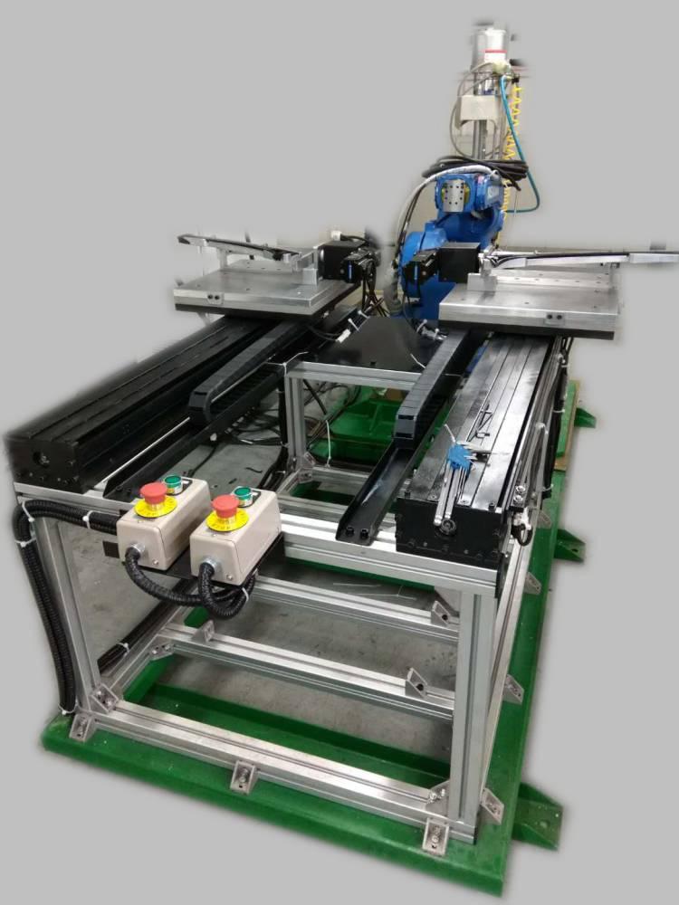 工業自動化關節型機器人 組裝堆垛機器人 組裝機器人