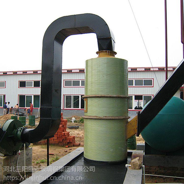 玻璃钢净化塔玻璃钢脱硫设备厂家烟气脱硫塔