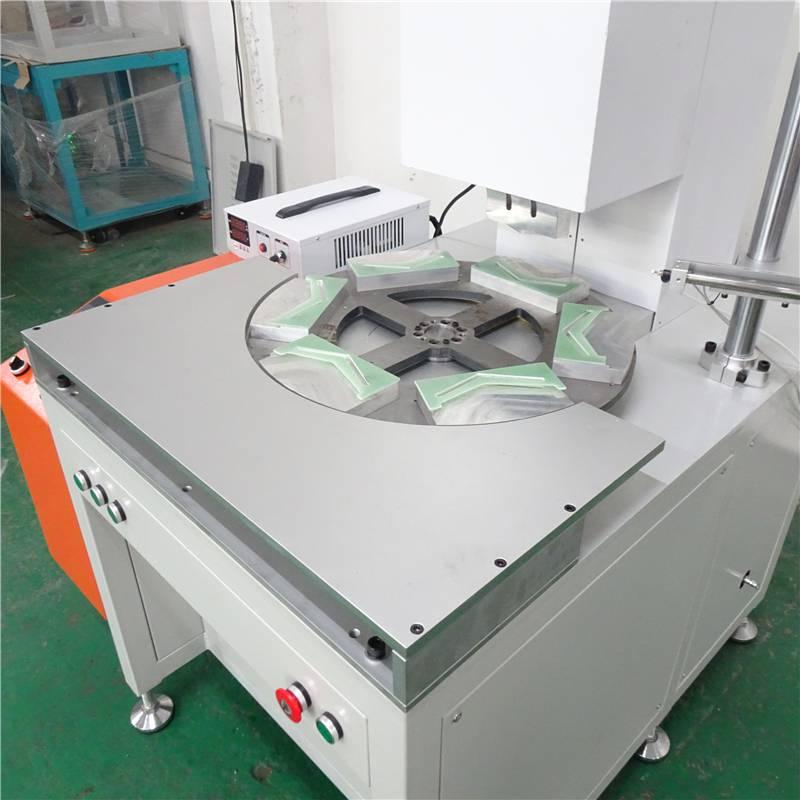 转盘式油压机 多工位全自动自动落料压力机