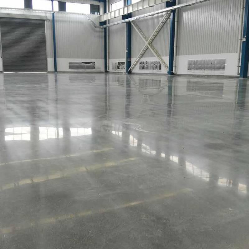 原色固化密封地坪,易清洁防起砂经久耐用