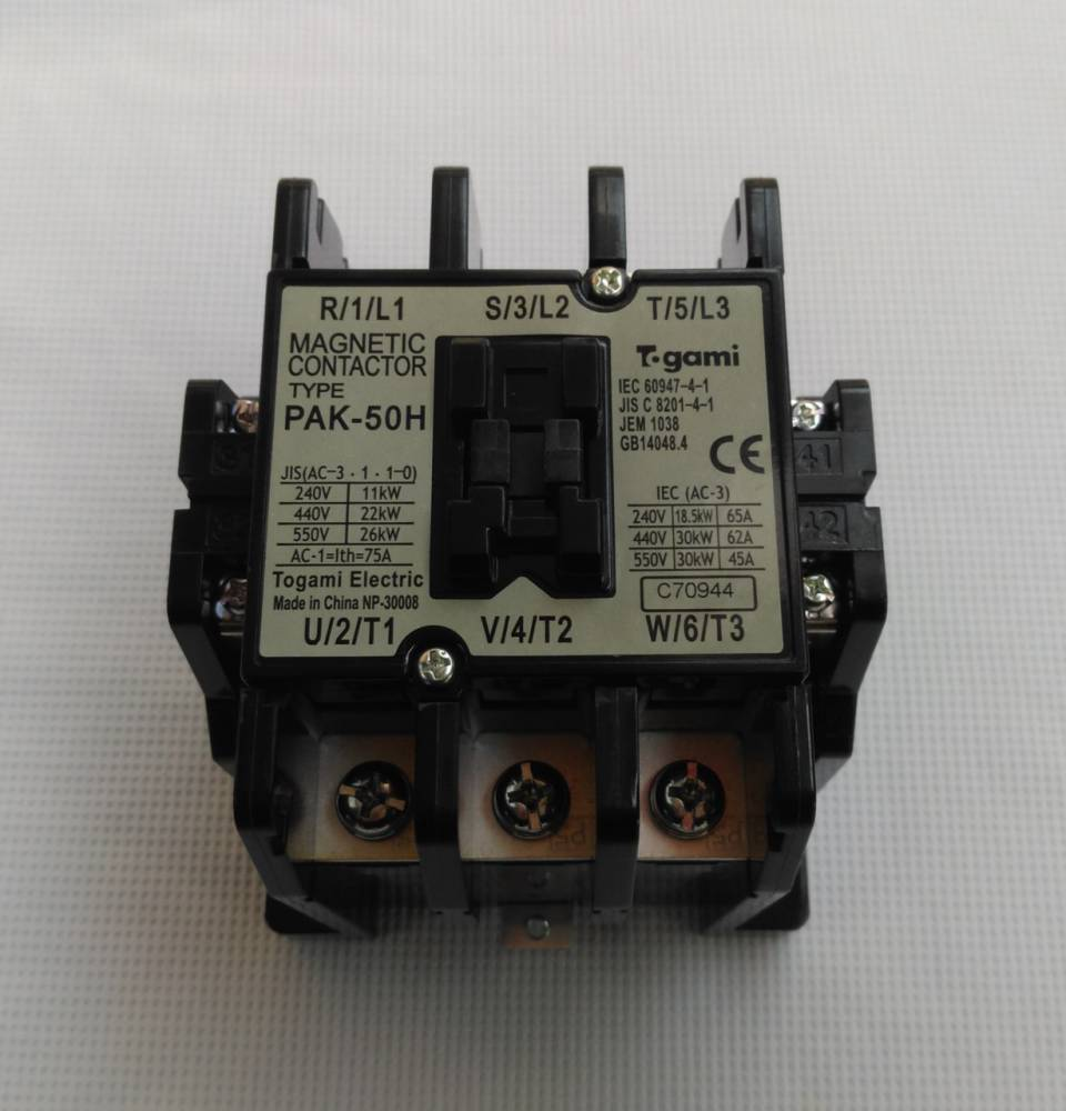 优惠供应户上交流接触器PAK-50H