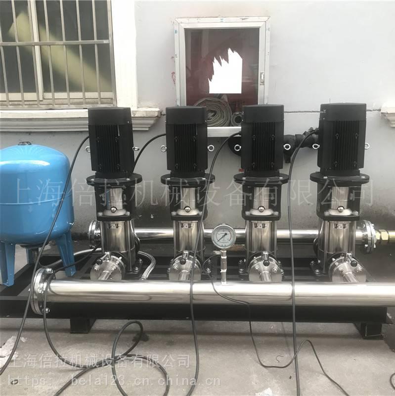 代理价格南方无负压供水设备cdm15-17一控四变频泵