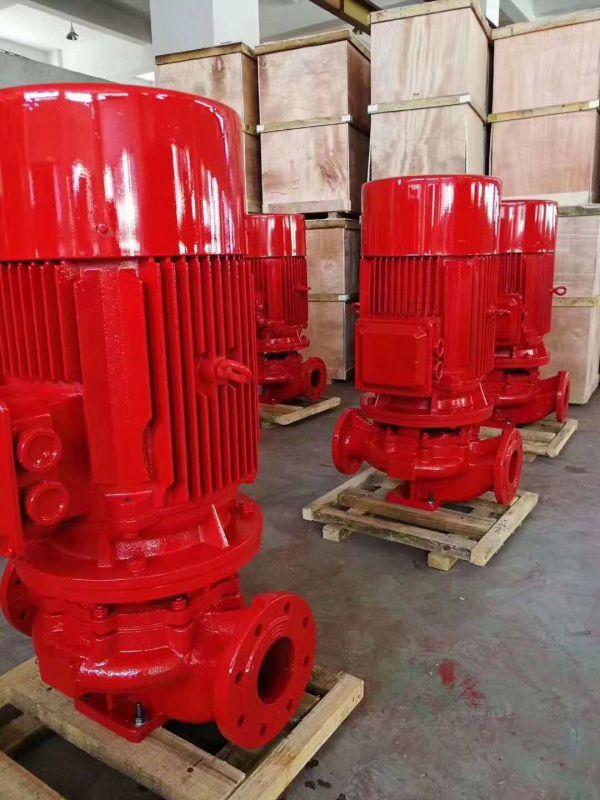 室外XBD9.0/20G-L37KW不锈钢消防泵