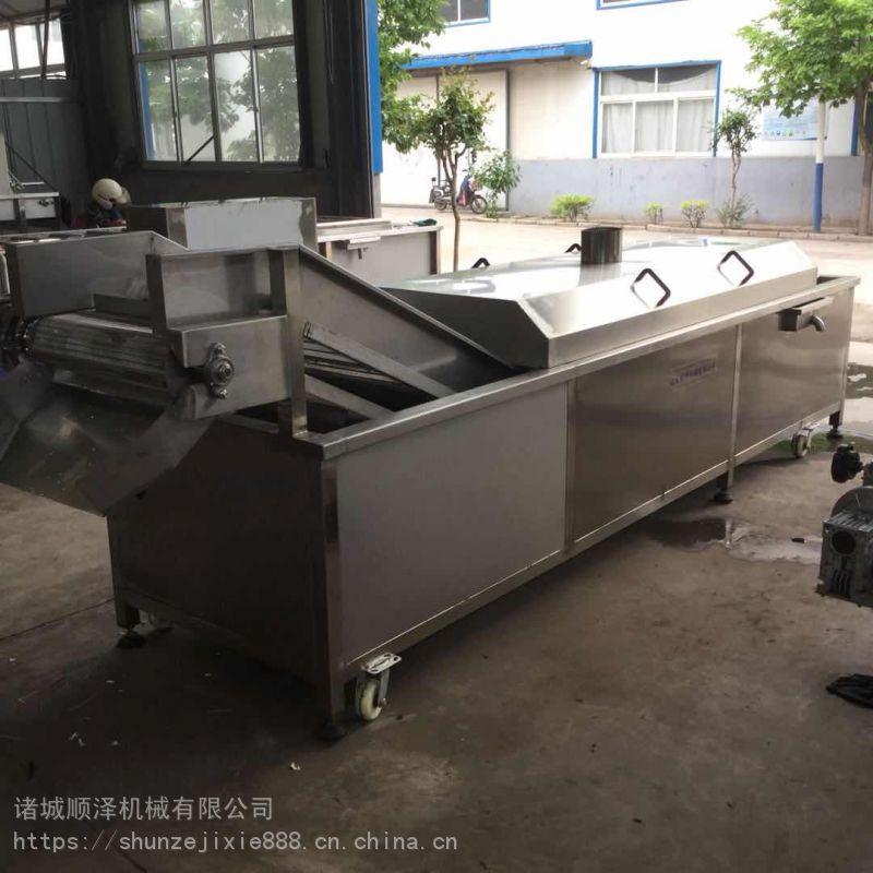 热销豌豆角漂烫机 预煮杀青漂烫护色