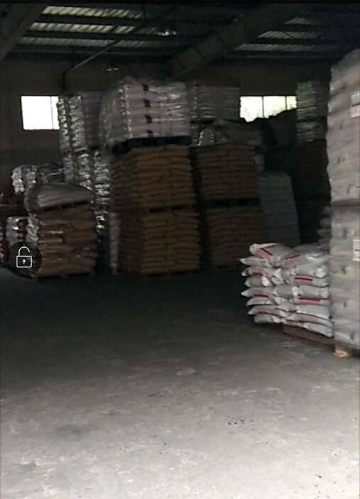 上海佰嘉塑化有限公司仓库