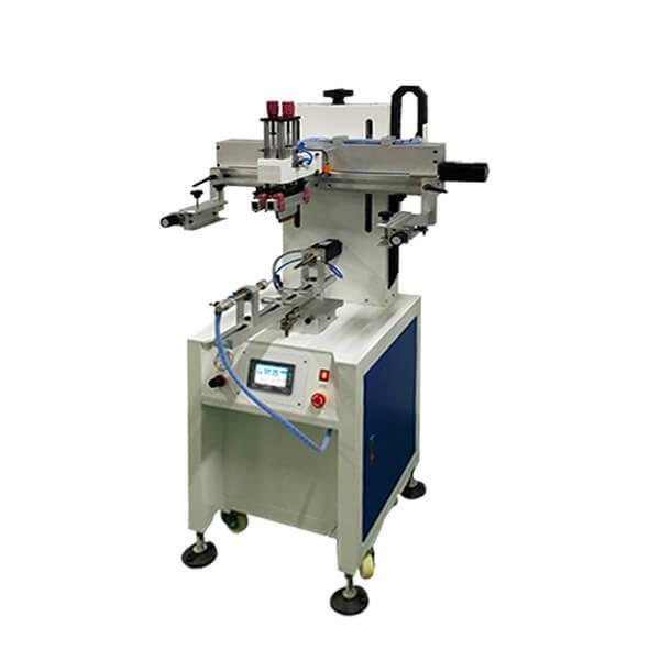 化妆瓶丝印机 电子烟嘴丝网印刷机  玻璃瓶丝印机