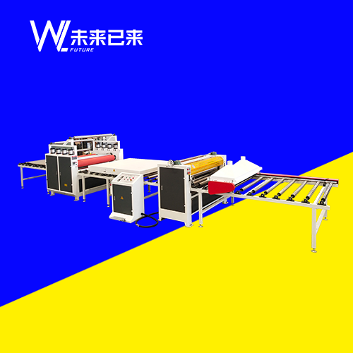 WL-1300D貼面生産線