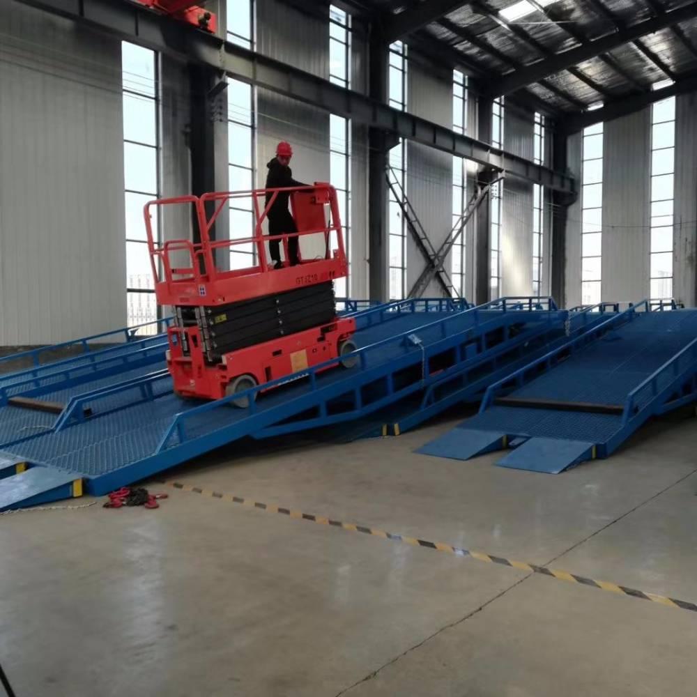 航天现货直销全自行走移动式升降平台|液压轮剪叉式升降车|
