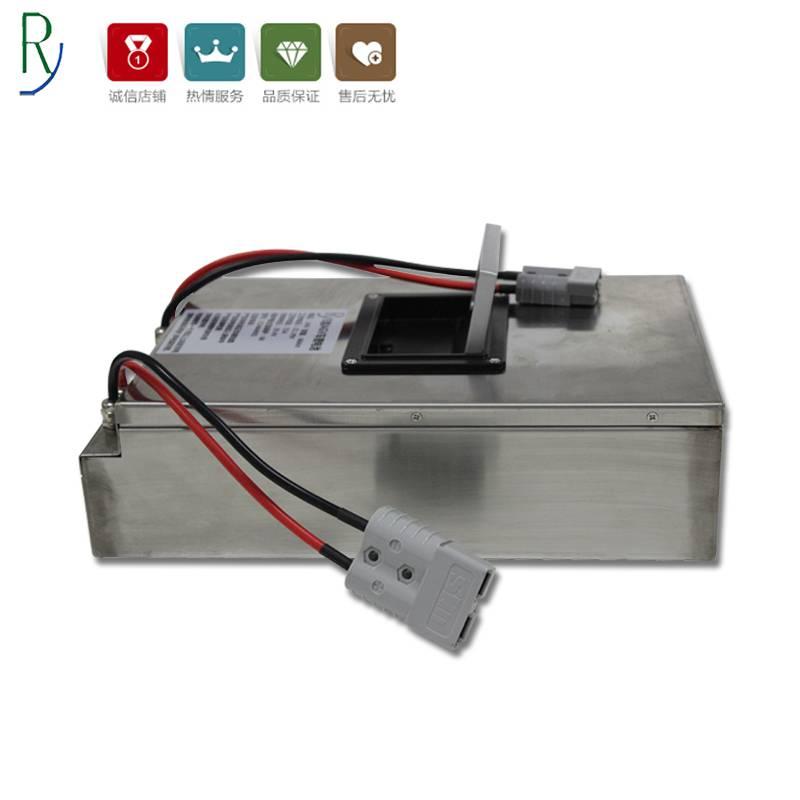 E2460K动力AGV小车搬运机器人供电锂电池厂家定制