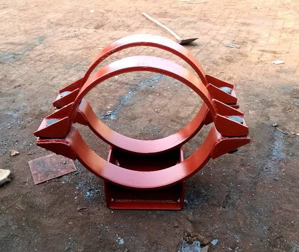 Z3管夹滑动支座 支吊架设计手册