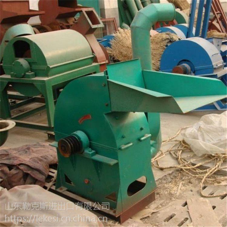 勒克斯全自动玉米秸秆粉碎机厂家生产