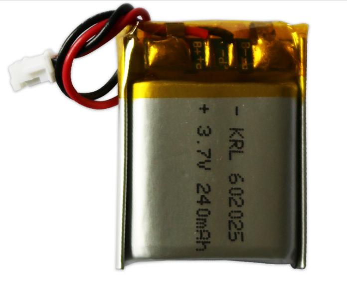 深圳中诺同创厂家长期供应602025超薄聚合物带有部分认证