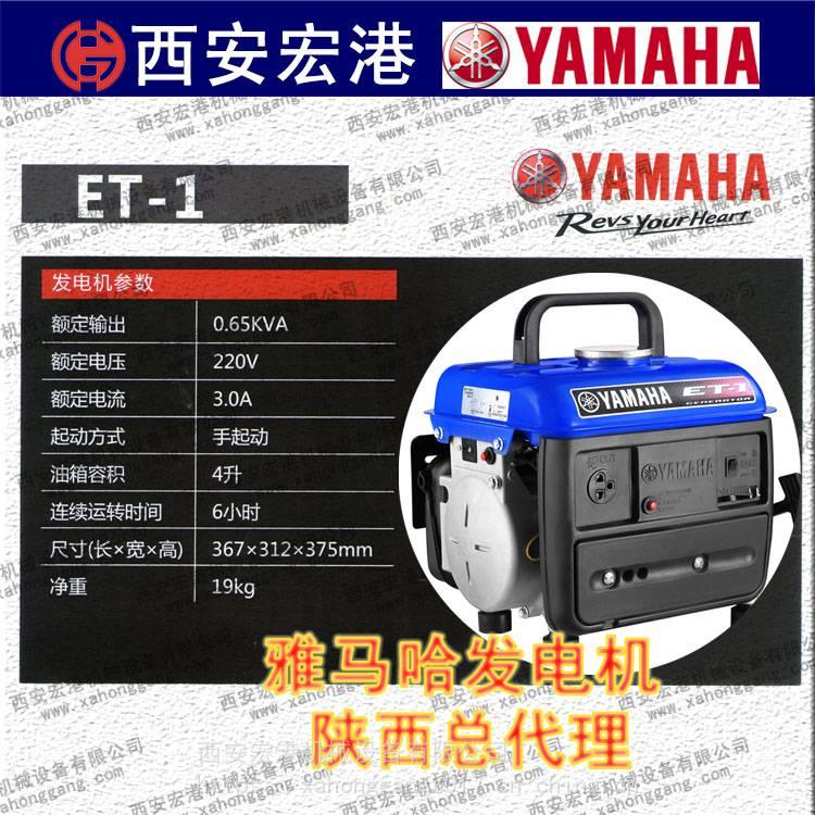 ET950/ET-1无刷汽油发电机650w单相二冲程雅马哈汽油发电机