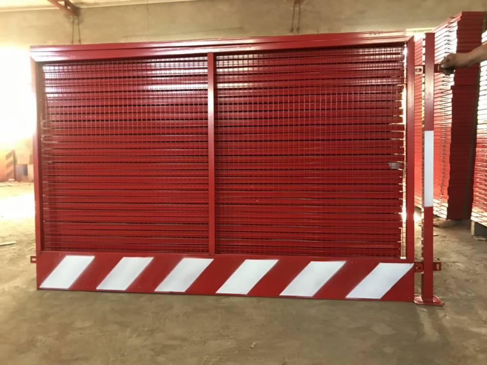 基坑护栏 楼层临边安全围栏 施工定型化防护